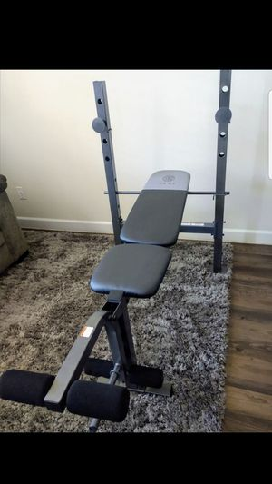 Gold's Gym Weight Bench for Sale in Las Vegas, NV