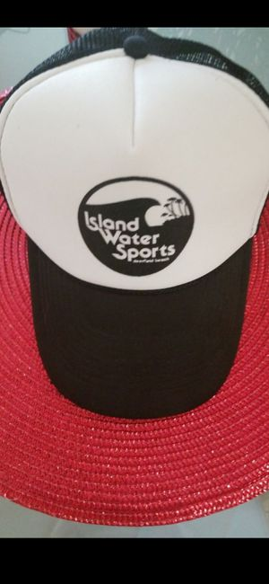 NEW ISLAND WATER SPORTS MESH HAT for Sale in Delray Beach, FL