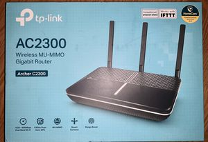 TP-Link Archer C2300 Wireless MU-MIMO Gigabit Router - Open Box! Never Used for Sale in Friendswood, TX