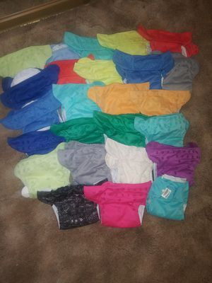 25 bumgenius cloth diapers for Sale in Vancouver, WA