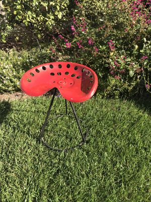 Tractor seat stool for Sale in Lakewood, CA