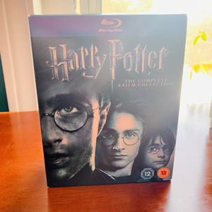 Harry Potter, The Complete 8 Film Collection, Blu-ray for Sale in Chicago, IL