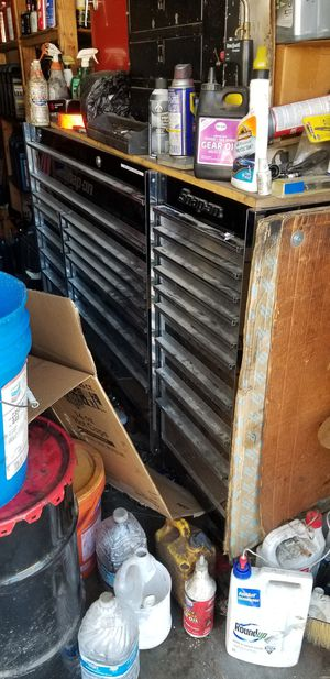 Snap on tool box for Sale in Stockton, CA