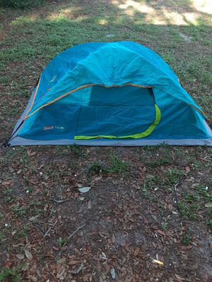 Camping tent (wonder lake dome tent) for Sale in Tampa, FL