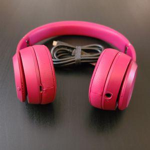 Beats Solo3 Brick Red Wireless Headphones for Sale in Benicia, CA