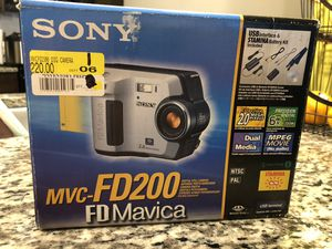 Digital still camera for Sale in Burlington, NC