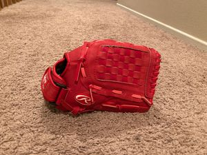Rawlings baseball glove for Sale in Wildomar, CA