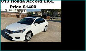 ֆ14OO_2013 Honda Accord for Sale in Oakland, CA