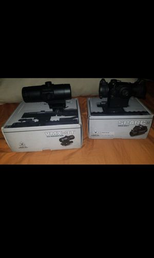 Vortex sparc 2 and VMX 3T NEW for Sale in Modesto, CA
