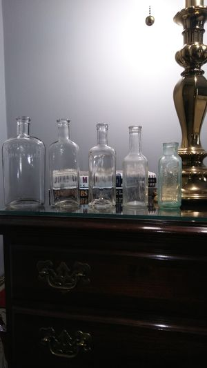 1800s Antique Glass Bottles for Sale in Media, PA