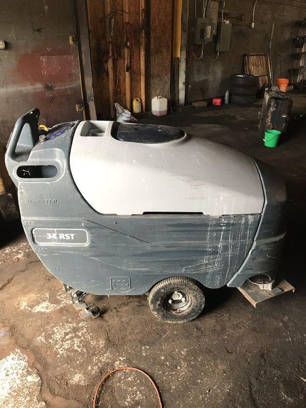 Floor Scrubber 34RST model