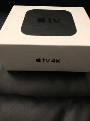 Apple TV 4K 64GB for Sale in San Leandro, CA