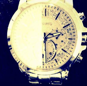 Harris jeweler mens gold watch for Sale in Springfield, TN