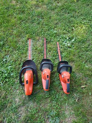 Electric hedge trimmers for Sale in Mount Joy, PA