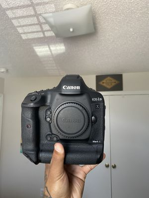 1dx Mark II $3500 for Sale in Charlotte, NC