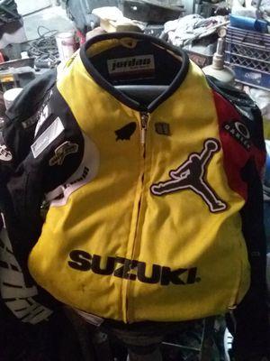 Joe rocket Suzuki Jordan motor sports riding jacket for Sale in Madera, CA