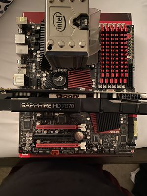 I7 Gaming Computer Motherboard Ram for Sale in Grand Prairie, TX