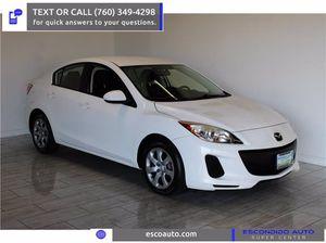 2012 Mazda Mazda3 for Sale in Escondido, CA