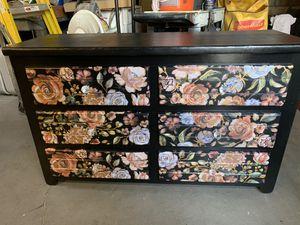 Gorgeous refurbished dresser for Sale in Anaheim, CA