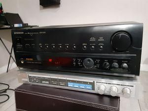 Pioneer VSX-50SS A/V Stereo Receiver w/ pionner synthesizer for Sale in Los Angeles, CA