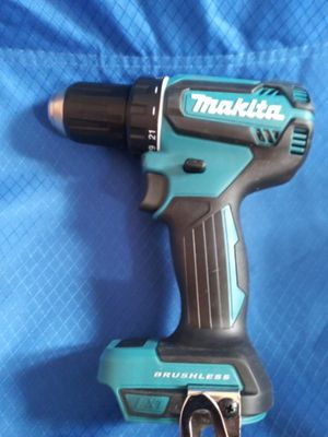 18 v drill driver Makita brushless for Sale in Oak Forest, IL