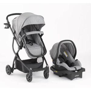Grey Urbini stroller set for Sale in Antioch, CA