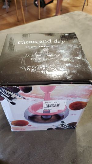 Automatic makeup brush cleaner for Sale in Portland, OR
