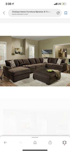 $600 Sectional or OBO for Sale in Oxon Hill, MD
