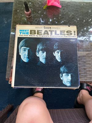 Meet the Beatles LP album for Sale in Sacramento, CA