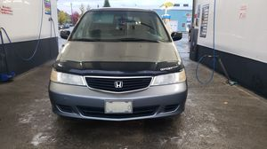 2001 Honda Oddessey!! $2500 !!! LOW MILES!!! for Sale in Seattle, WA