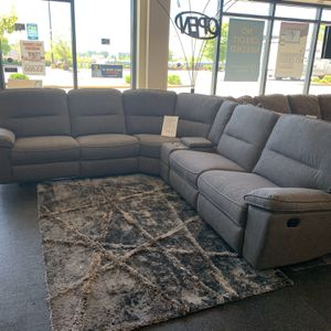 6 Piece Reclining Sectional On Sale for Sale in Federal Way, WA