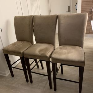 Suede Barstools for Sale in Silver Spring, MD