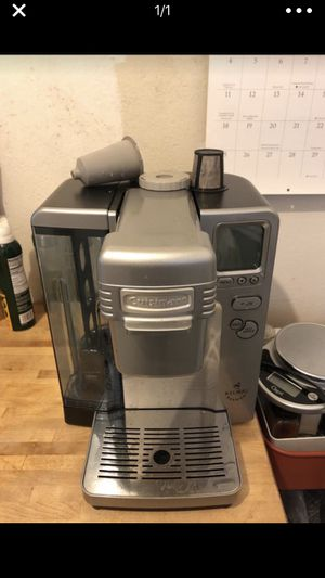 Cuisinart Keurig One-Cup coffee machine for Sale in San Diego, CA