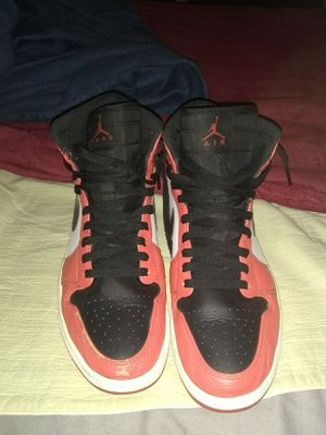 I have a nice pair of air Jordan 1 Rare air size 12 slightly used for Sale in Philadelphia, PA