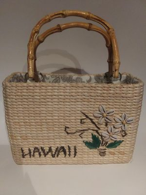 Vintage Straw Hawaiian purse for Sale in Clarkston, GA