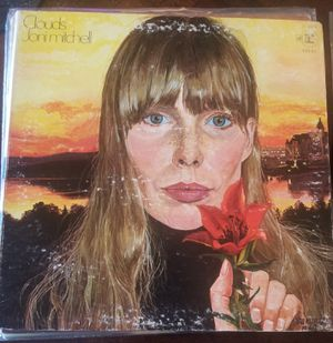 Joni Mitchell ~ Clouds record for Sale in BETHEL, WA