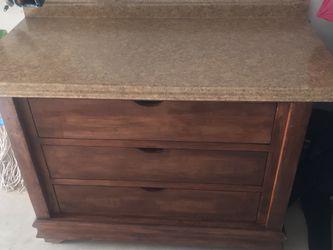 $75 dresser - Will Deliver for Sale in Huntington Beach,  CA