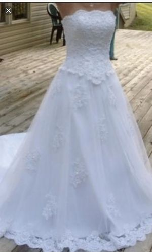 Wedding Dress. New with tags for Sale in Brownsville, TX