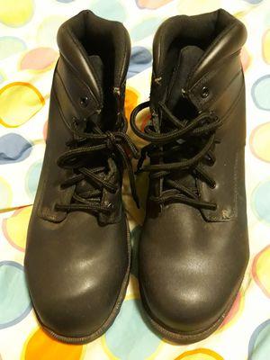 Mens Brahma work boots for Sale in Everett, WA