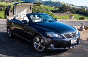 2010 Lexus IS 350C Hardtop Convertible for Sale in San Jose, CA