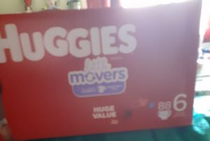 Huggies litte movers for Sale in Moreno Valley, CA