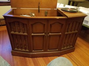 Vintage 60's ZENITH Console Turntable/Stereo system for Sale in North Providence, RI