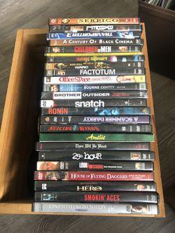 Retro cult classic DVDs $2-$3 for Sale in Upper Marlboro,  MD