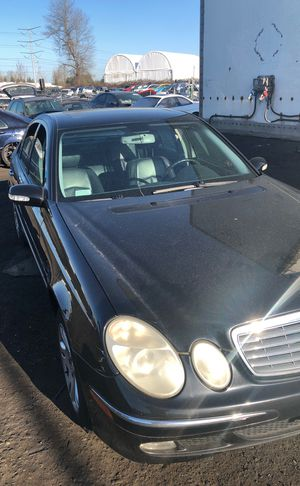 2004 Mercedes E320 parting out for Sale in Kent, WA