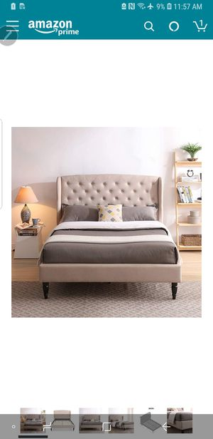 Brand new Queen size bed frame for Sale in South San Francisco, CA