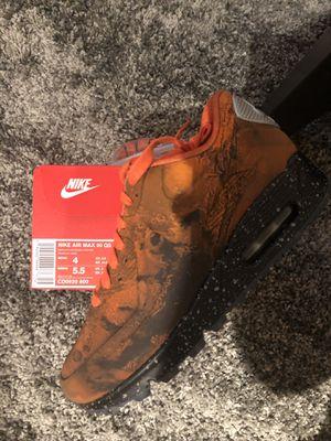 "Nike Air Max 90 ""Mars"" Sz. 4 for Sale in Alexandria, VA"