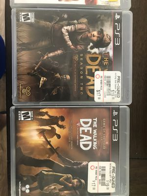 Walking dead PS3 for Sale in Galloway, OH