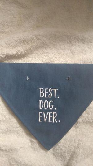 Dog bandana- slip over collar for Sale in Spring, TX