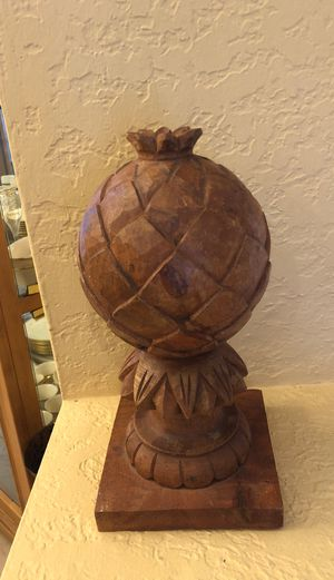 Decorative pineapple for Sale in Coral Springs, FL