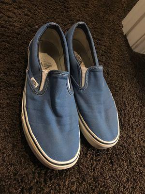 Vans shoes for Sale in Perris, CA